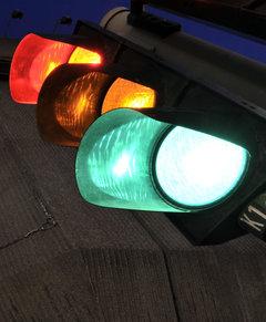 В столице найдены 150 бесхозных светофоров