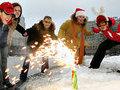 Где в московскую новогоднюю ночь будем запускать фейерверки?