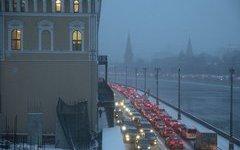 Минувшая осень оказалась для москвичей самой хмурой в 21-м веке