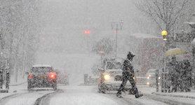 На москвичей обрушится не снегопад, а дождь