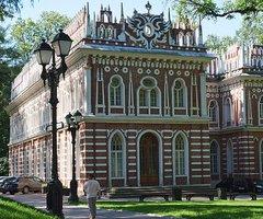В парке  Царицыно  установят бронзового Кантемира