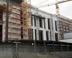 Здание под театр Табакова завершат к концу года