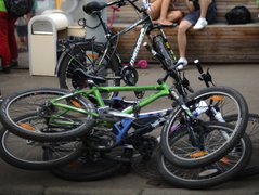 В столице откроют 100 пунктов велопроката