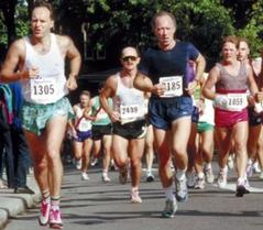 Московский марафон пробегут 2 тысячи человек