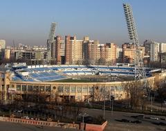 Новый стадион  Динамо  вместит в 1,5 раза меньше зрителей