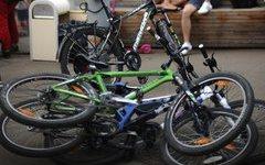 С велосипедами пустят в автобус