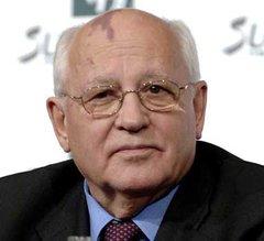 Хакеры «похоронили» Горбачева