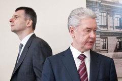 Собянин предложил Прохорову должность бизнес-омбудсмена